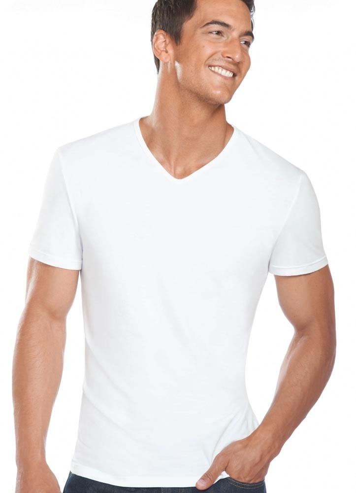 Confecção de Camiseta Gola V em Santana - Empresa de Confecção de Camisetas
