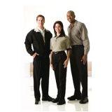 empresas de uniforme para escritório na Vila Curuçá