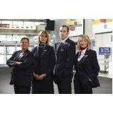 empresas de uniformes sociais preço no Aeroporto