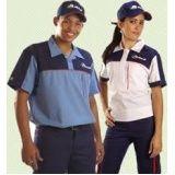 orçamento para uniforme profissional para frentista na Vila Maria